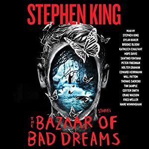 The Bazaar of Bad Dreams Hörbuch