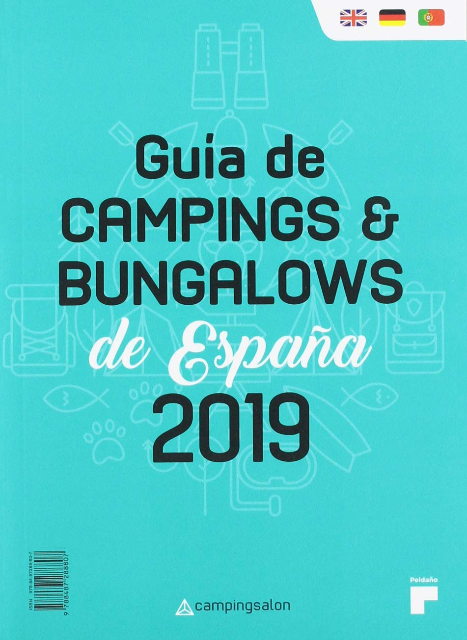 GUIA DE CAMPINGS Y BUNGALOWS DE ESPAÑA 2019: Amazon.es ...