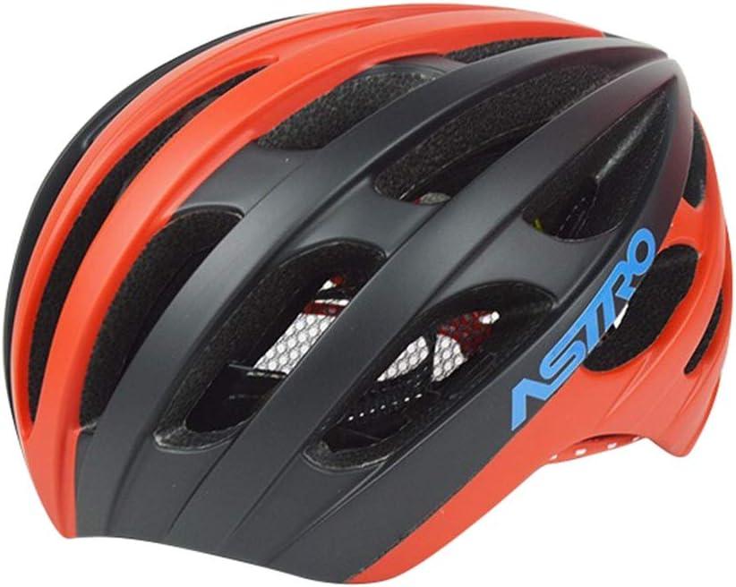 LKJASDHL 自転車用ヘルメット、自転車用安全ヘルメット、アウトドア用サイクリング愛好家に適しています大人用男性用および女性用マウンテンライト自転車用ヘルメット取り付け式自転車用超軽量調整式自転車ヘルメット 黒