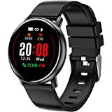 Smart Watch for Android Phones and iPhone Compatible, Fitness Tracker for Men and Women with 10 Workout Modes, Track Your All