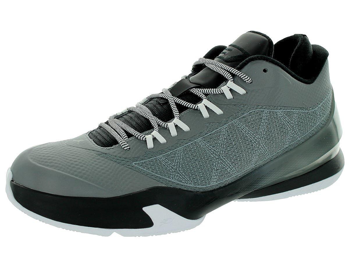 grau   schwarz   Weiß (Cool grau   schwarz-Weiß) Nike Jordan Cp3.VIII, Hausschuhe de Baloncesto para Hombre
