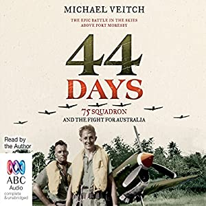 44 Days Hörbuch