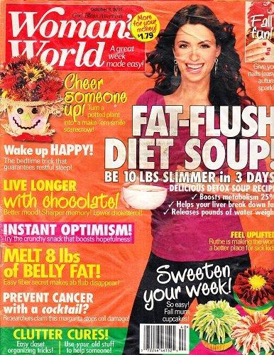 the fat flush diet womans world