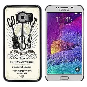 Dragon Case - FOR Samsung Galaxy S6 EDGE - ?don't get the one you love? - Caja protectora de pl??stico duro de la cubierta Dise?¡Ào Slim Fit