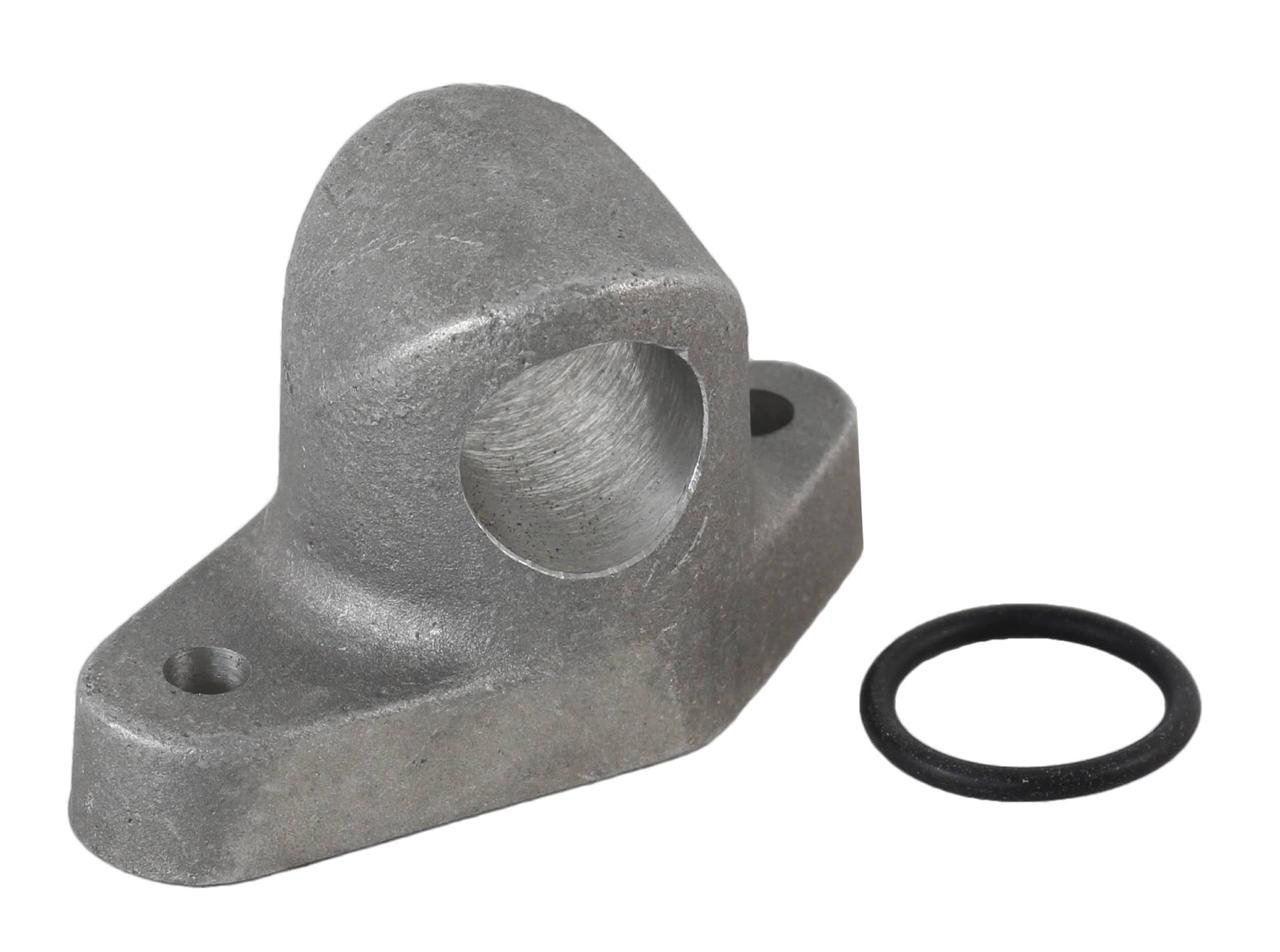 NEW SNOW PLOW BASE LUG 1 INCH HOLE (F) KIT FITS FISHER 5824 INCLUDES CASTING & O-RING 5824