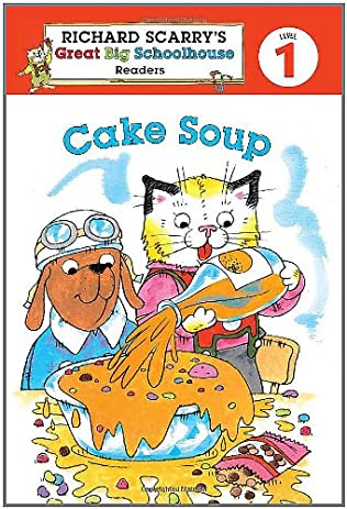 book cover of Cake Soup