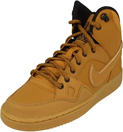 Trascender agradable rápido  Amazon.com | Nike Son of Force Mid Winter GS Hi Top Trainers 807392  Sneakers Shoes | Sneakers