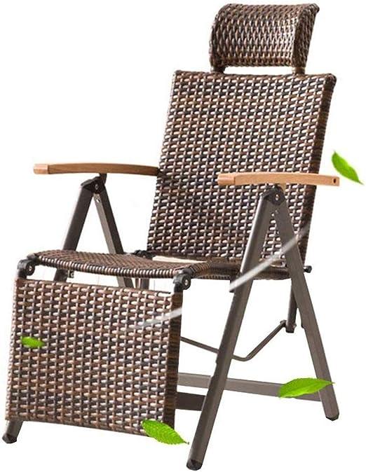BEANCHEN Reclinables, sillones, sillas Sillas de ratán Poli ...
