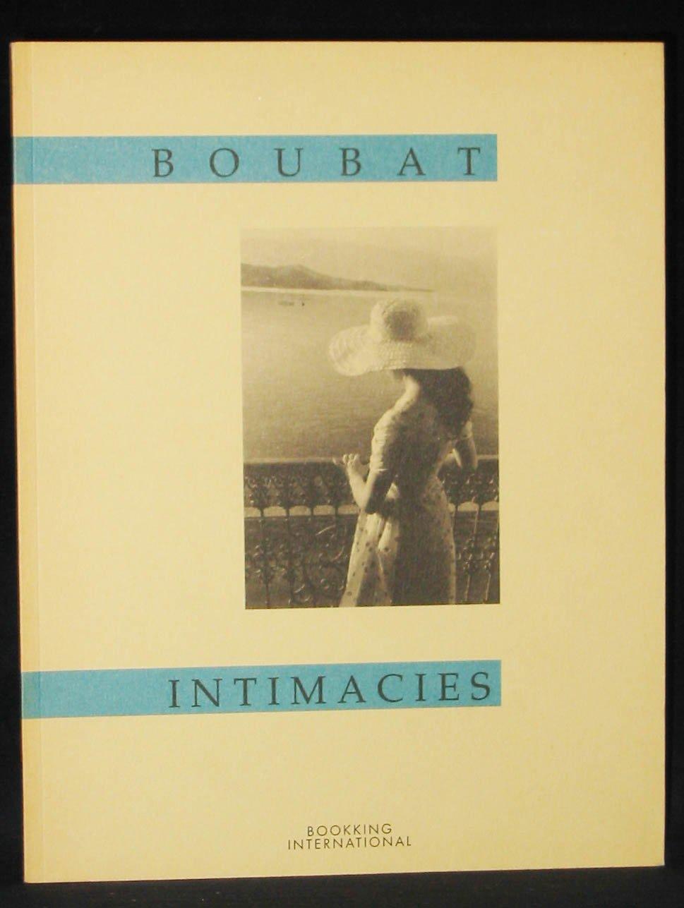 Edouard Boubat: Intimacies: Nori, Claude: Amazon.com: Books