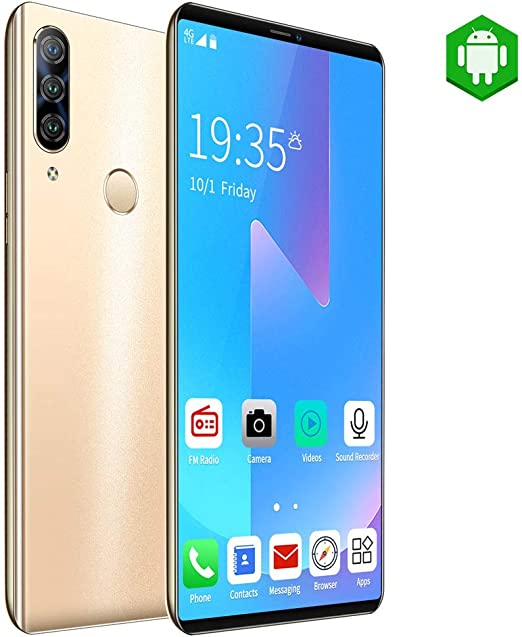 Smartphones, TeléFonos MóViles Desbloqueados Sistema Operativo Android 9.1 Sistema 5.5