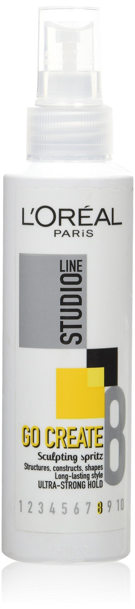 L'Oreal Studio Line Go Create Sculpting Hair Spritz 150ml