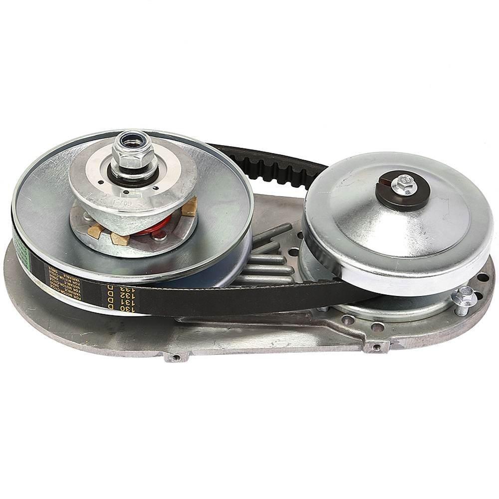 Jeremywell Torque Converter Go Kart Clutch kit 30 Series 3/4 inch 12T #35 Chain by Jeremywell
