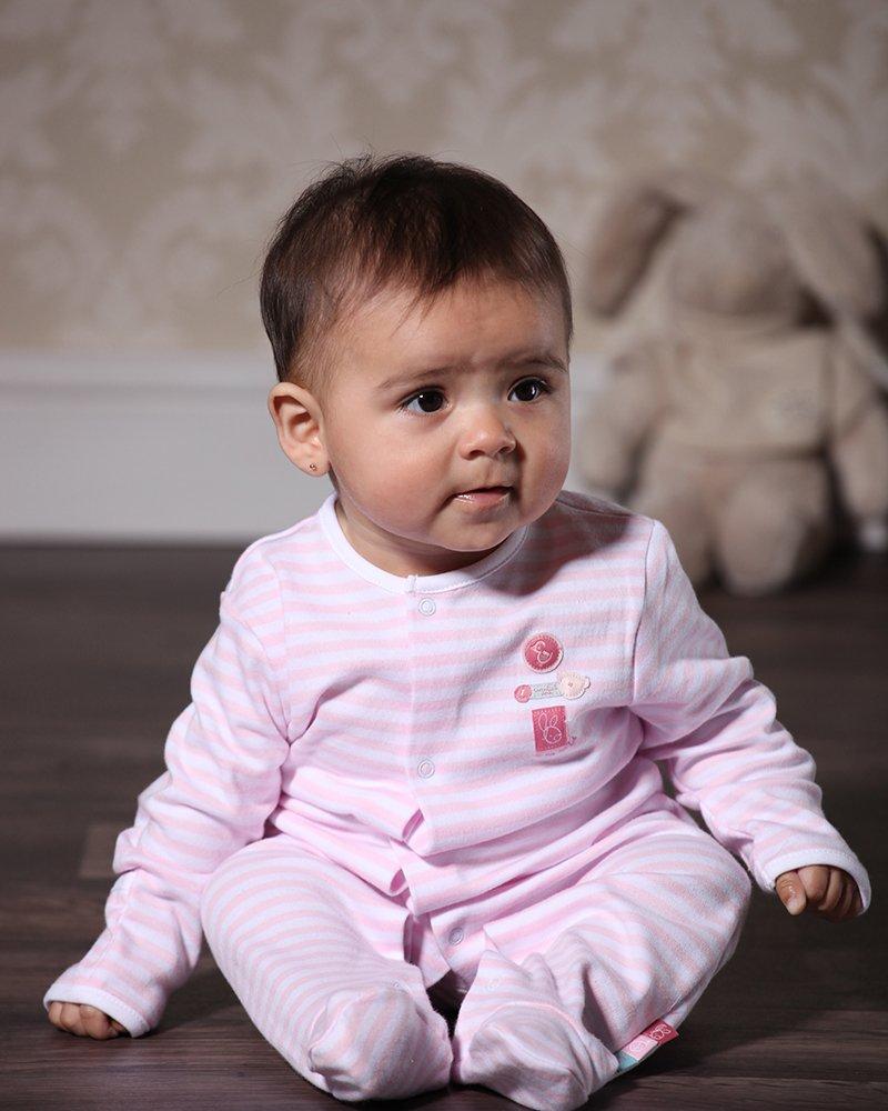 The Essential One - Pijama para bebé - Paquete de 3-0-3 meses ESS74: Amazon.es: Bebé