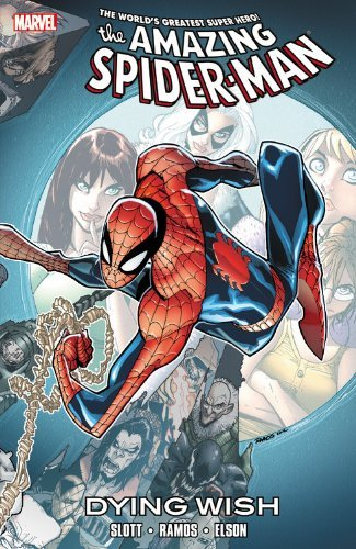 Spider-Man: Dying Wish (Amazing Spider-Man) by Dan Slott (3-Sep-2013) Paperback
