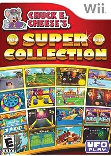Amazon.com: Chuck E Cheese\'s Party Games - Nintendo Wii: Video Games