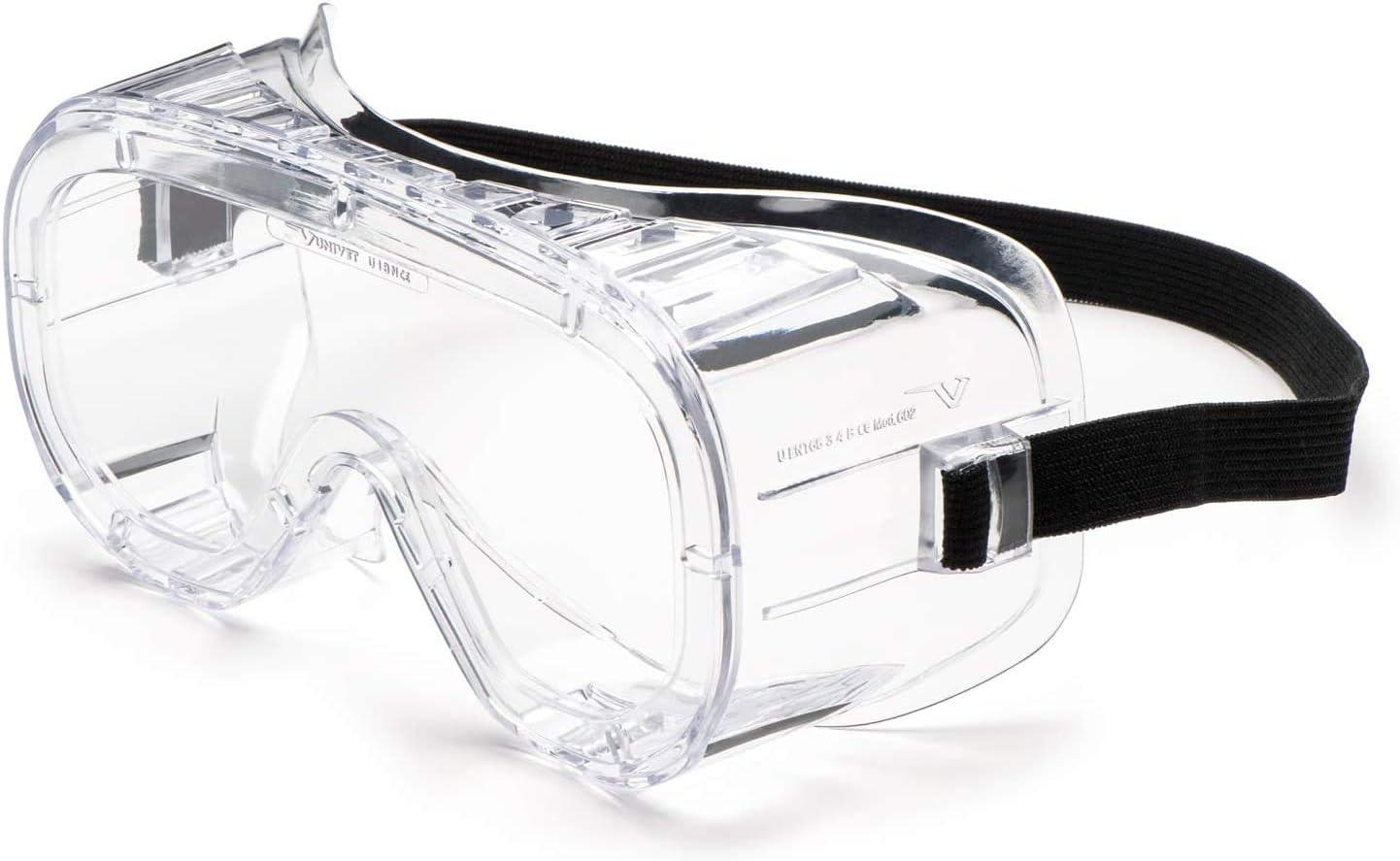 Gafas de protección antiempañamiento – Dispositivo de protección independiente CAT. II
