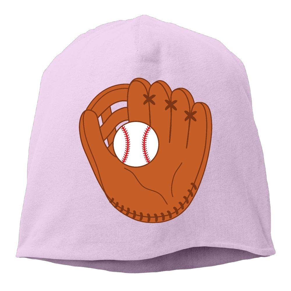 Janeither Headscarf Baseball and Gloves Hip-Hop Knitted Hat for Mens Womens Fashion Beanie Cap