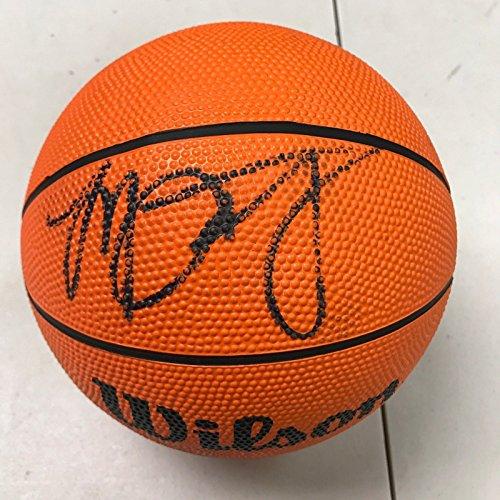 Marcus Camby Signed Autographed Spalding Mini NBA Basketball Score Board COA