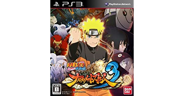 Amazon.com: Naruto Shippuden: Ultimate Ninja Storm 3(Japan ...