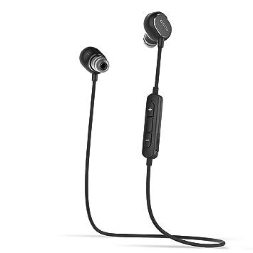 Auricular DOY Bluetooth 4.1 Cascos inalámbricos Deportivos, APTX y de Ruido de Cancelación CVC 6.0