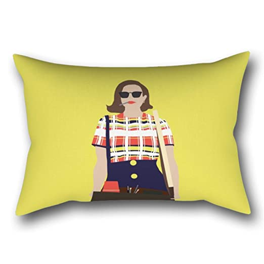 Peggy Olson Mad Men Rectangular Pillowcase Cushion Cover 20x30 ...