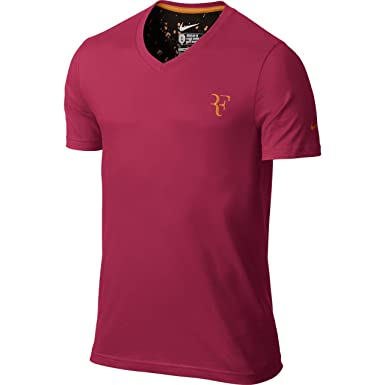 Nike T-Shirt Roger Federer Organic Cotton Men - Camiseta, Color ...