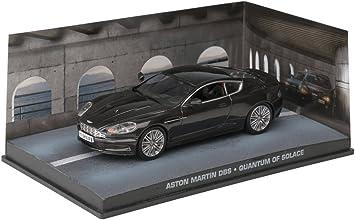 007 James Bond Car Collection 58 Aston Martin Dbs V12 Quantum Of Solace Amazon De Spielzeug