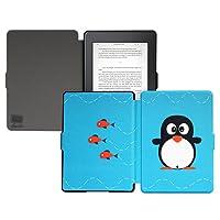 caseable Kindle-Hülle für Kinder (8. Generation – 2016 Modell), Penguin