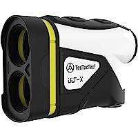 TecTecTec! Golf afstandsmeter hoge precisie met helling, scan, vlaggenafstand
