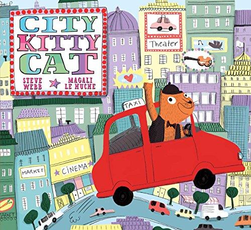 Zebra Kitty (City Kitty Cat)