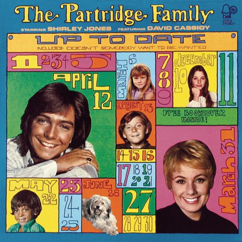 The Partridge Family Up to Date Amazoncom Music