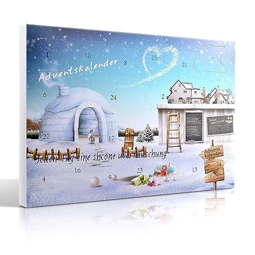Calendario Avvento Swarovski.Mjartoria Gioielli Di Natale Calendario Dell Avvento Con 24