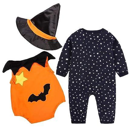 3 piezas bebé bebé calabaza disfraz de cutis, Mitiy bebé ...