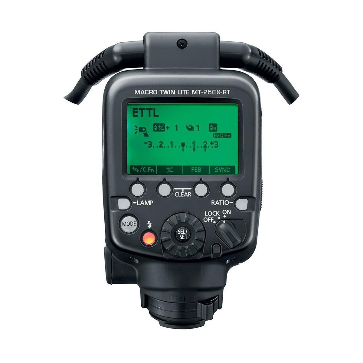 Canon MT-26EX-RT Macro Twin Lite Flash Unit USA Warranty With Accessory Bundle. by Canon (Image #3)