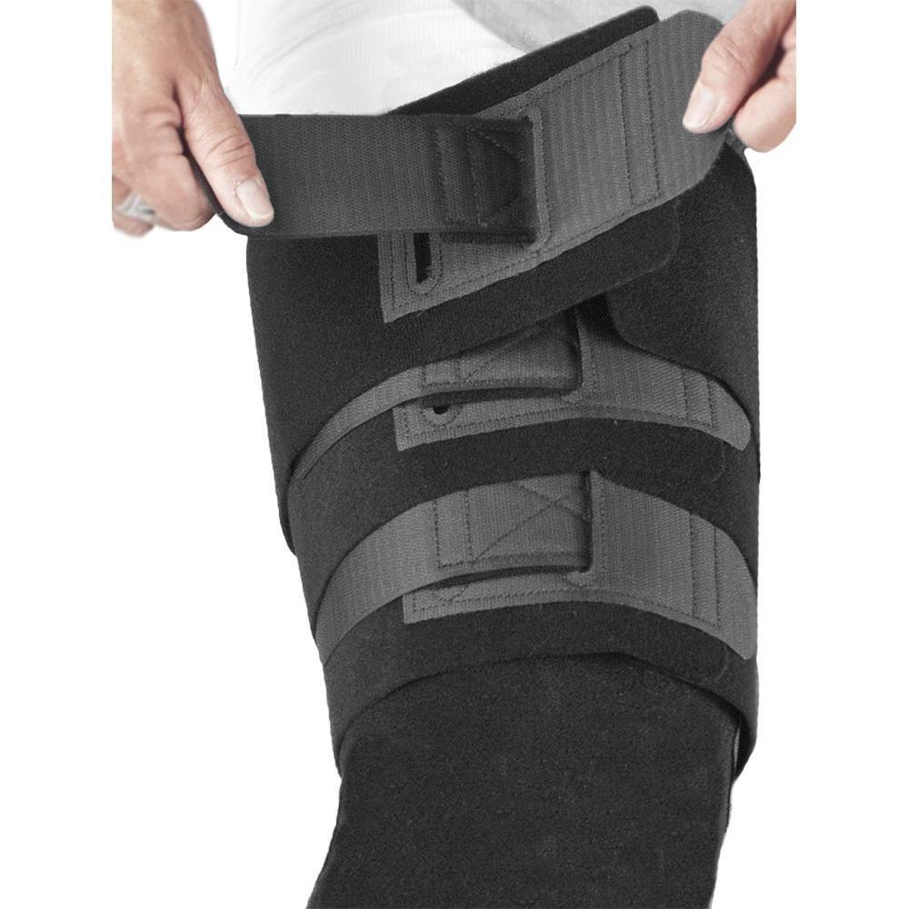 30-40 Mmhg Comprefit Thigh Component W/Hip & Knee Attachment; Med Beige SIGVARIS
