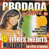 Prodada compil, Vol. 1 (Les meilleurs DJ en Côte dIvoire)