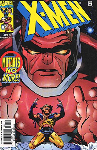X-Men (2nd Series) #99 VF/NM ; Marvel comic book