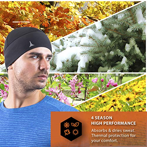 d9a81a7f491 French Fitness Revolution Helmet Liner Skull Cap Beanie. Ultimate Thermal  Retention and Performance Moisture Wicking
