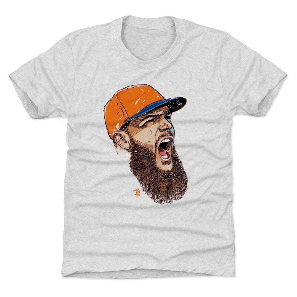 free shipping 3638e cf9f4 Amazon.com : 500 LEVEL Dallas Keuchel Houston Baseball Kids ...