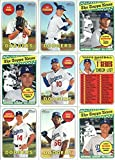 2018 Topps Heritage Los Angeles Dodgers Team Set of