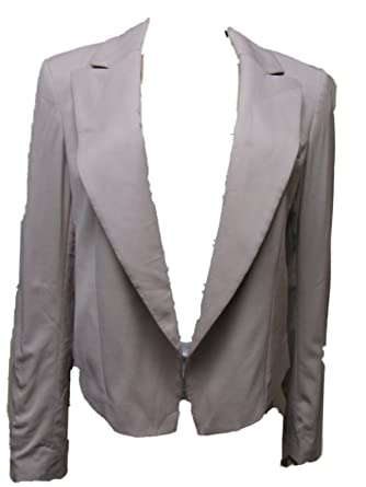 2b83752ba4f Image Unavailable. Image not available for. Color: Theory Women's Gabe B 2  Urban Wool Button Blazer ...
