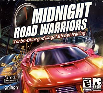 Midnight Road Warriors: Turbo-charged Illegal Street Racing