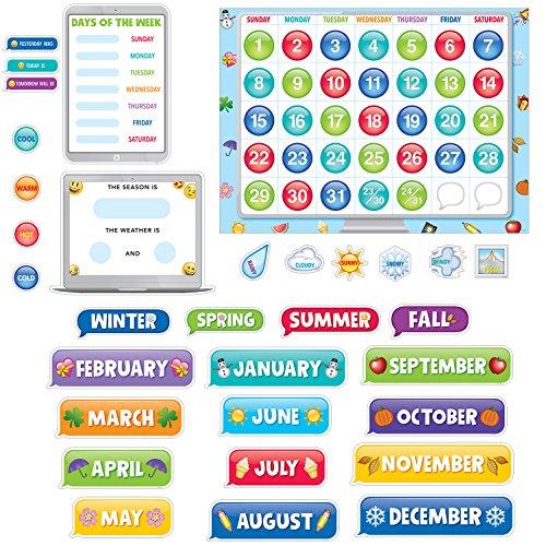 Creative Teaching Press Bulletin Board Academic Calender (2649) -