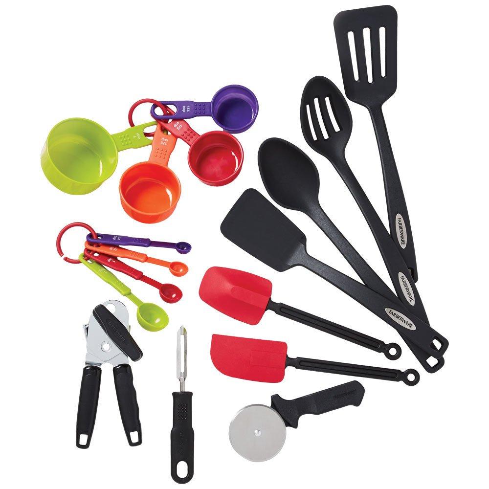 Farberware Box Set of 17 Tool & Gadget Set Kohls, Assorted