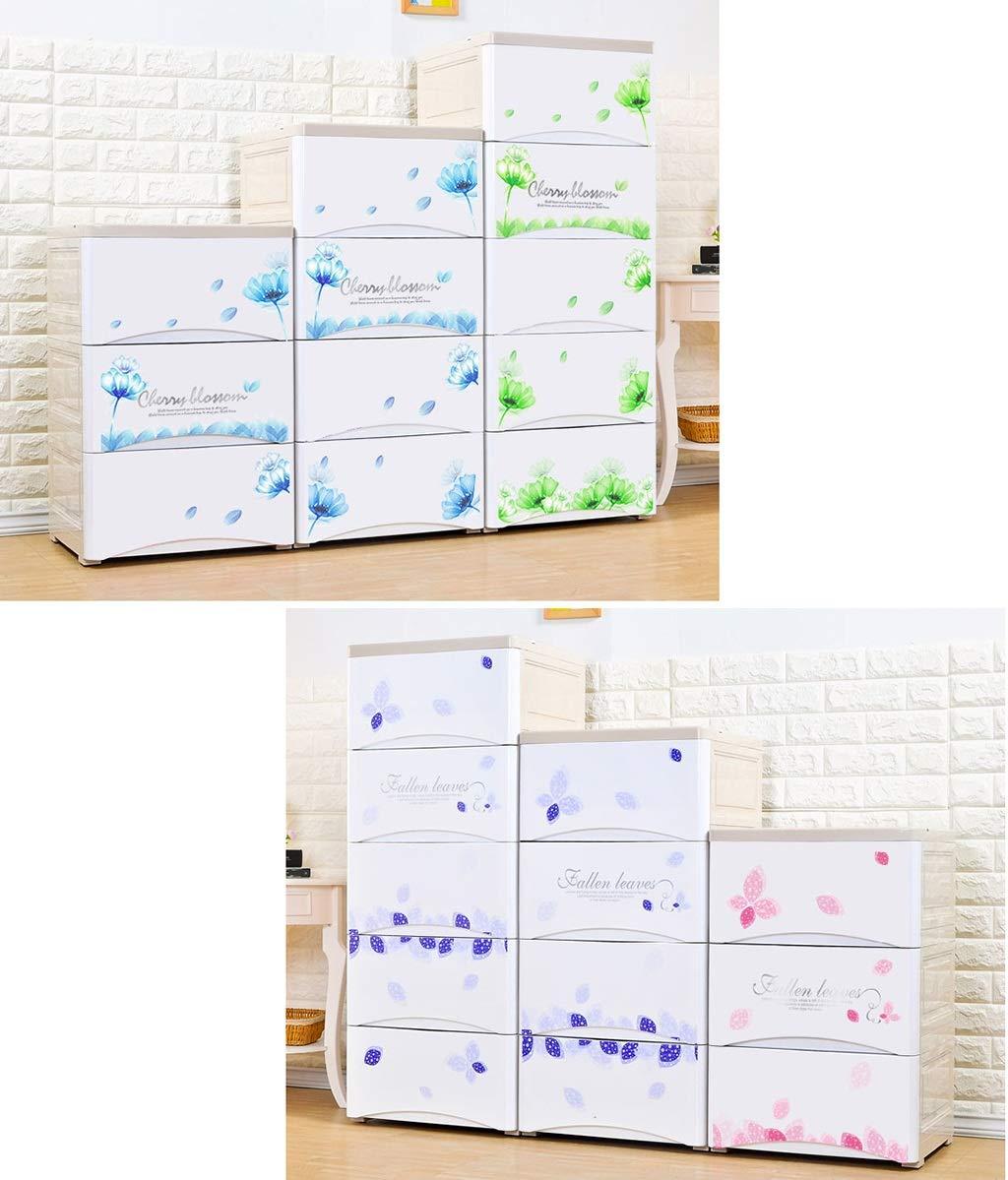 Zzg-2 La Caja de Almacenamiento de impresión, artículos de tocador ...