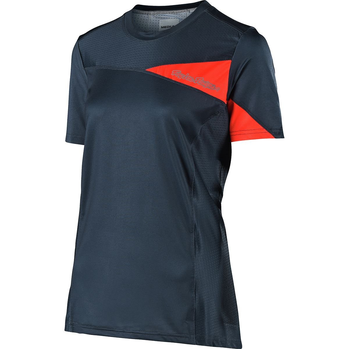 Fox Racing Men/'s Indicator Short Sleeve Jersey Black Medium