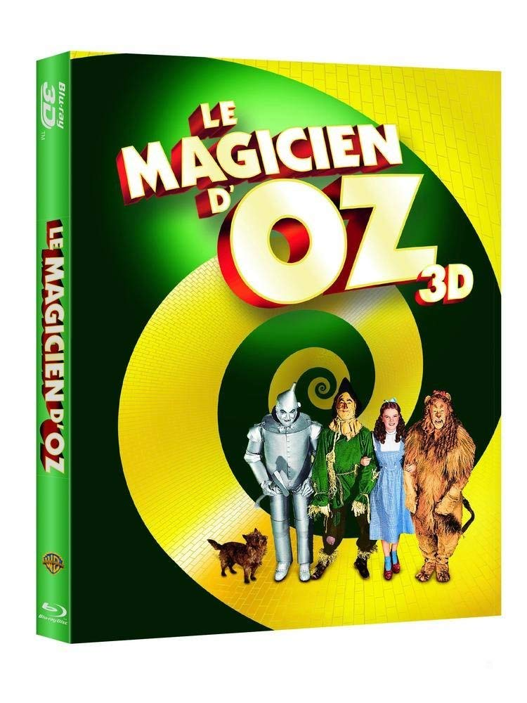 Le Magicien dOz [Francia] [Blu-ray]: Amazon.es: Judy Garland ...