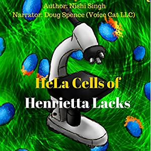 HeLa Cells of Henrietta Lacks Audiobook