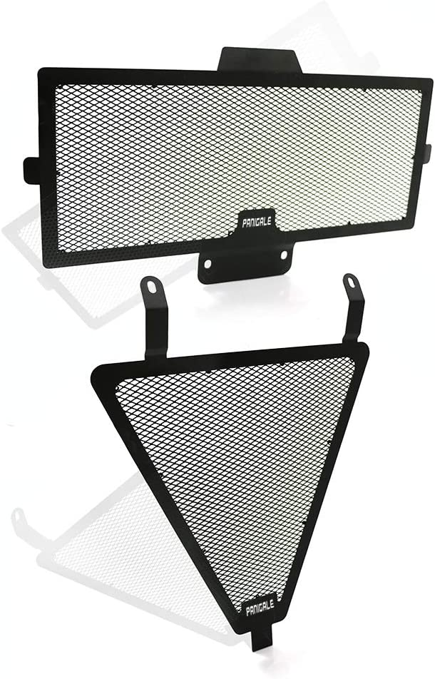 Motorbike Stainless Steel Radiator Guard Protector Grille Cover For Ducati 1199 Panigale 2012-2015 1299 Panigale 2015-2017 899 Panigale 2013-2015 959 Panigale 2016-2019