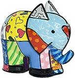 ROMERO BRITTO Mini Figur - Elefant India - Pop Art Kunst aus Miami